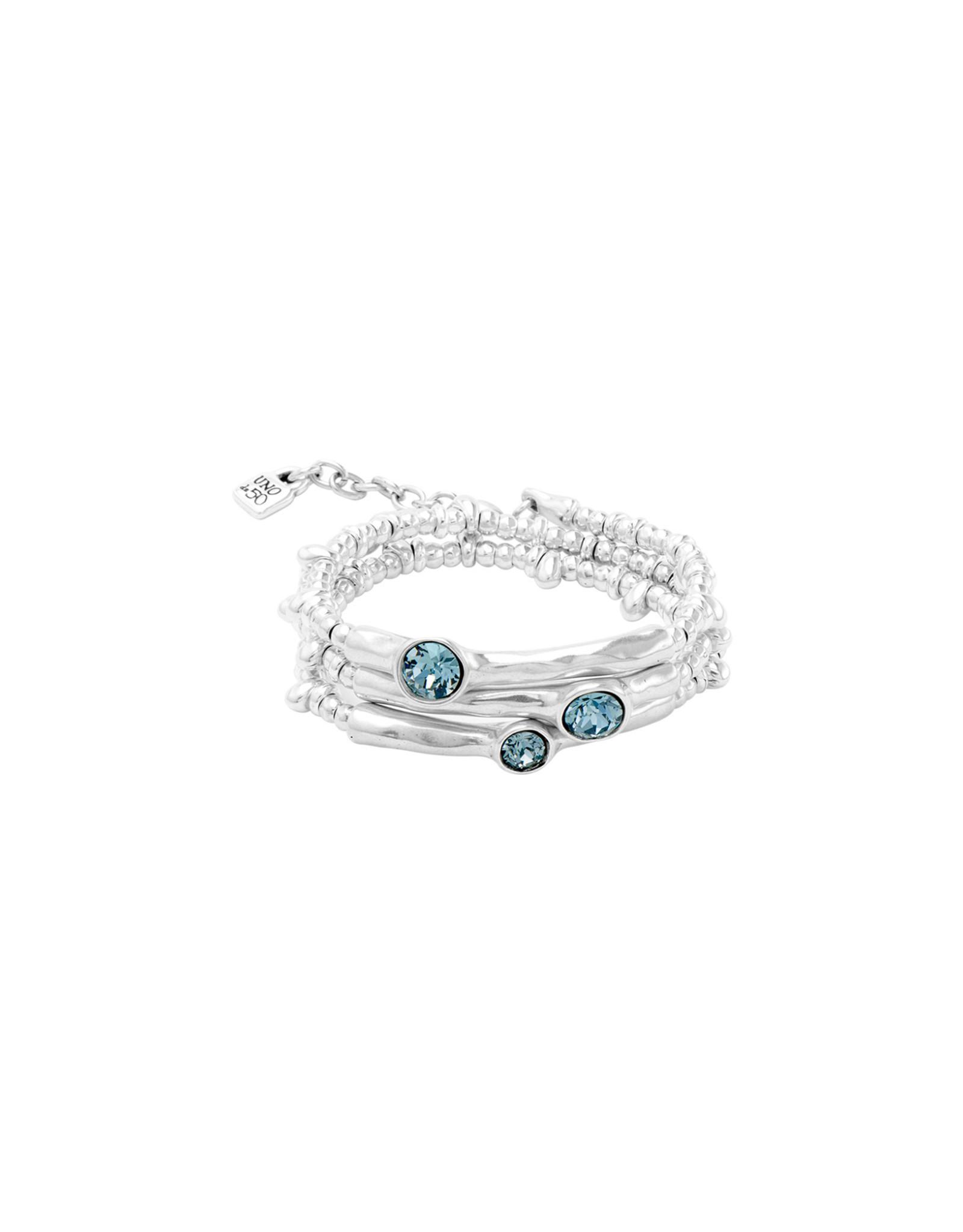 UNOde50 Delirio Wrap Bracelet