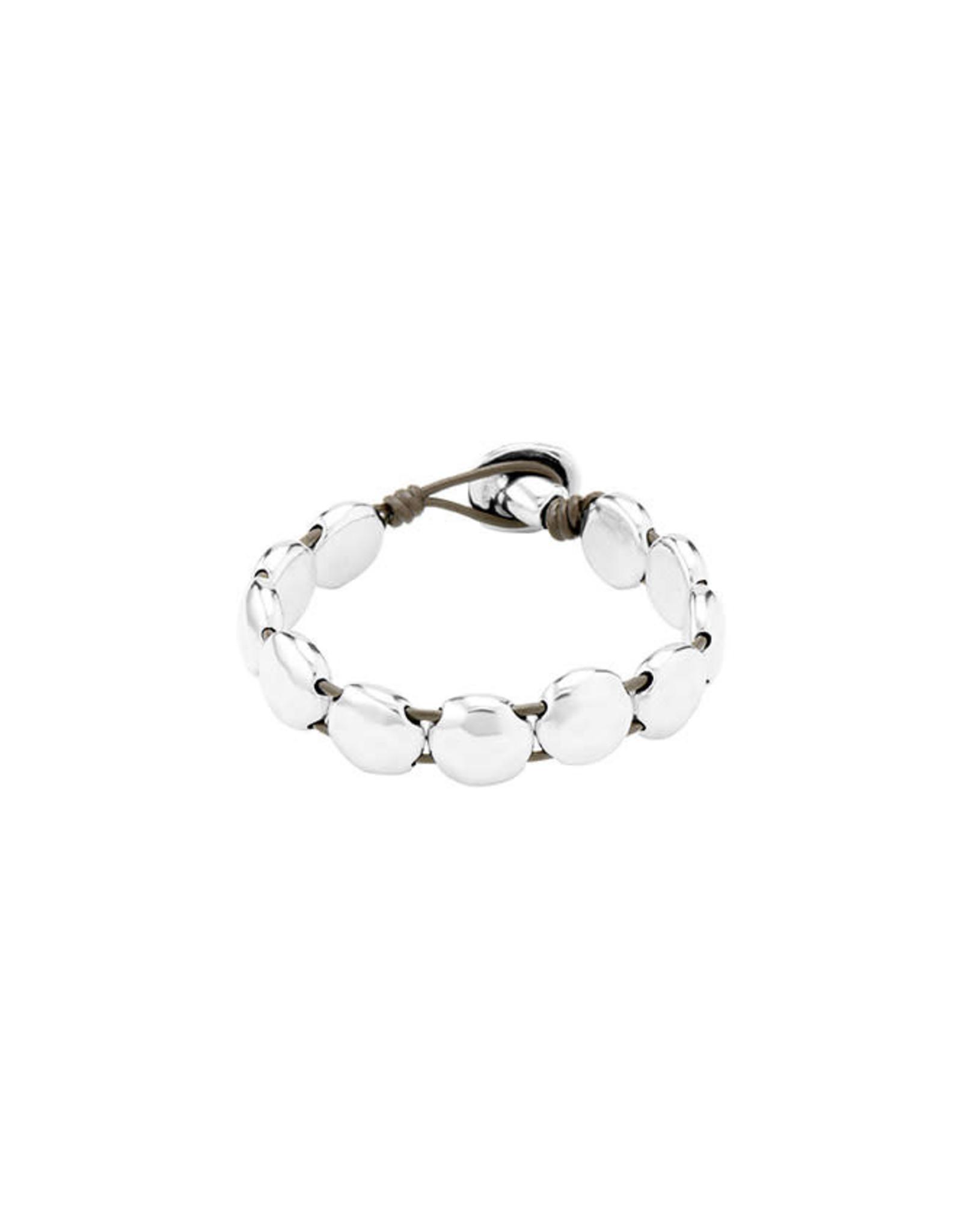 UNOde50 UNO de 50 Loading Bracelet Silver