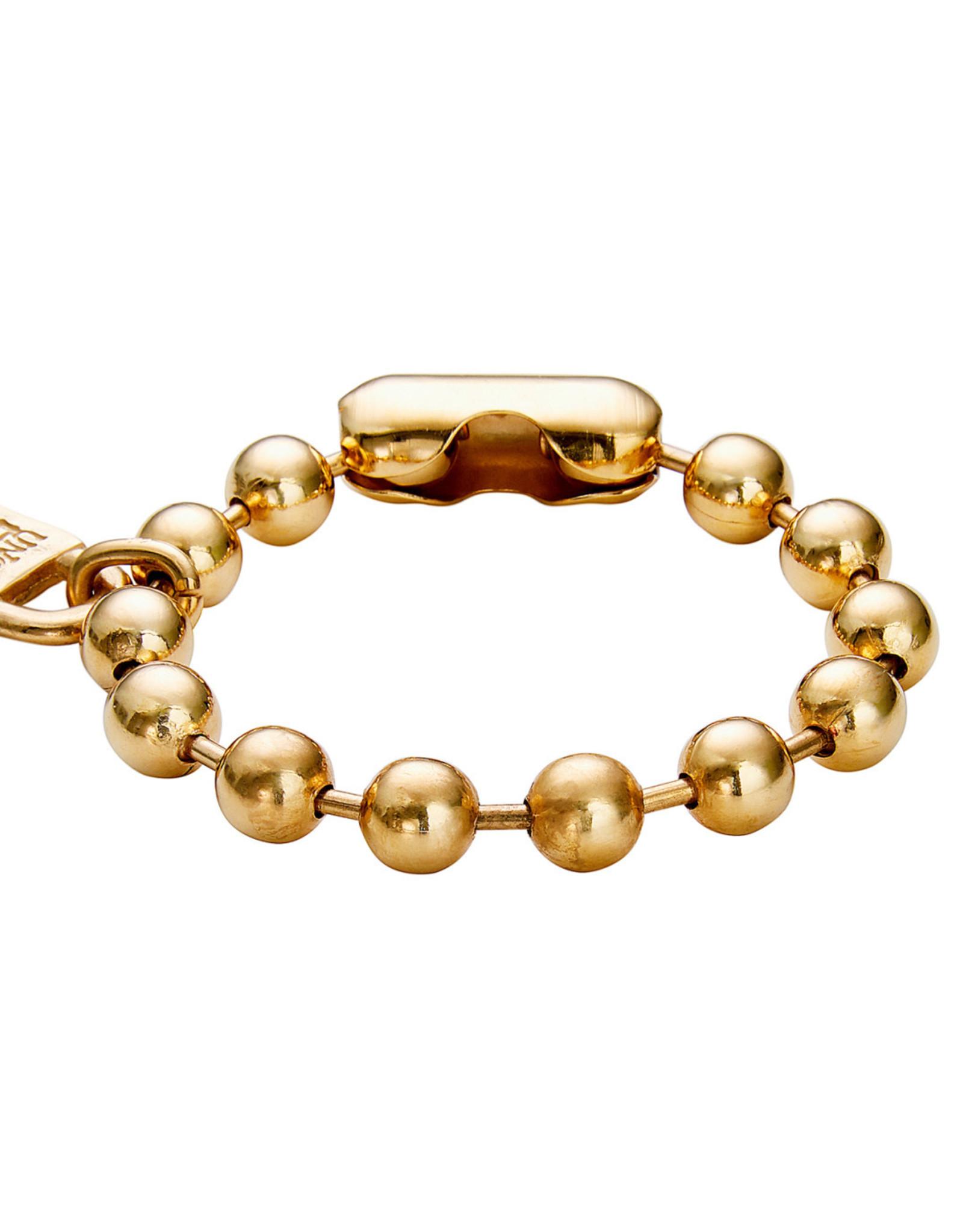 UNOde50 UNO de 50 Snowflake Bracelet Gold