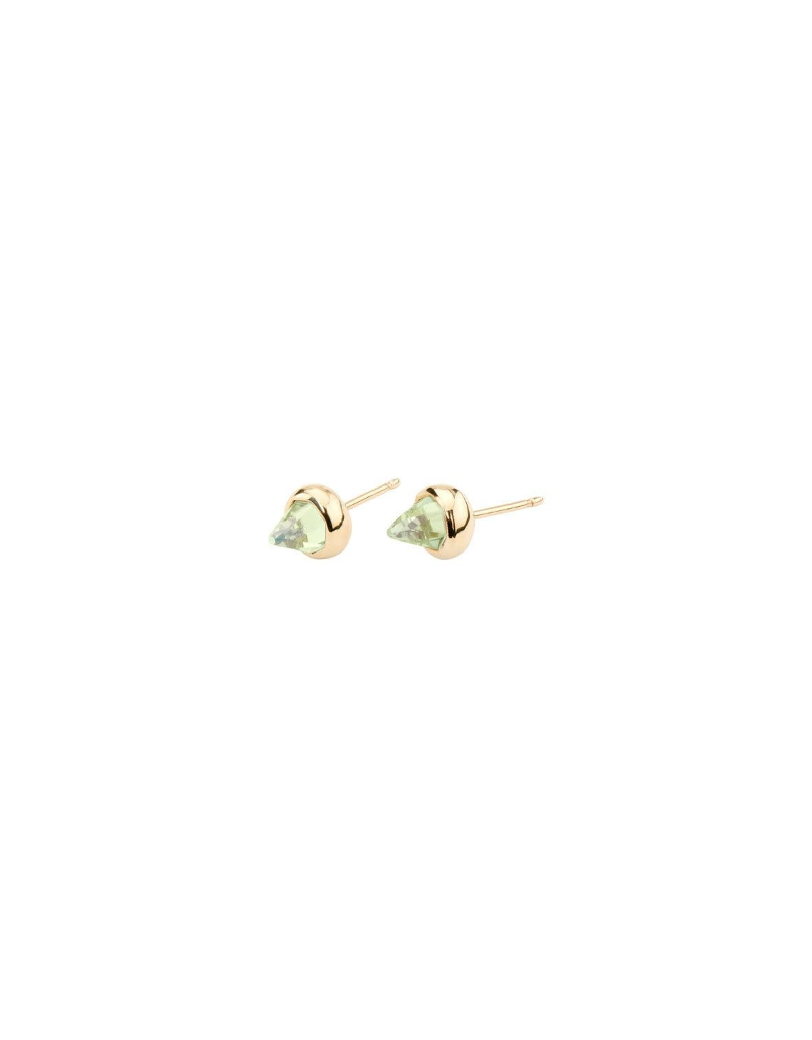 UNOde50 UNO de 50 Crystal Clear Earring
