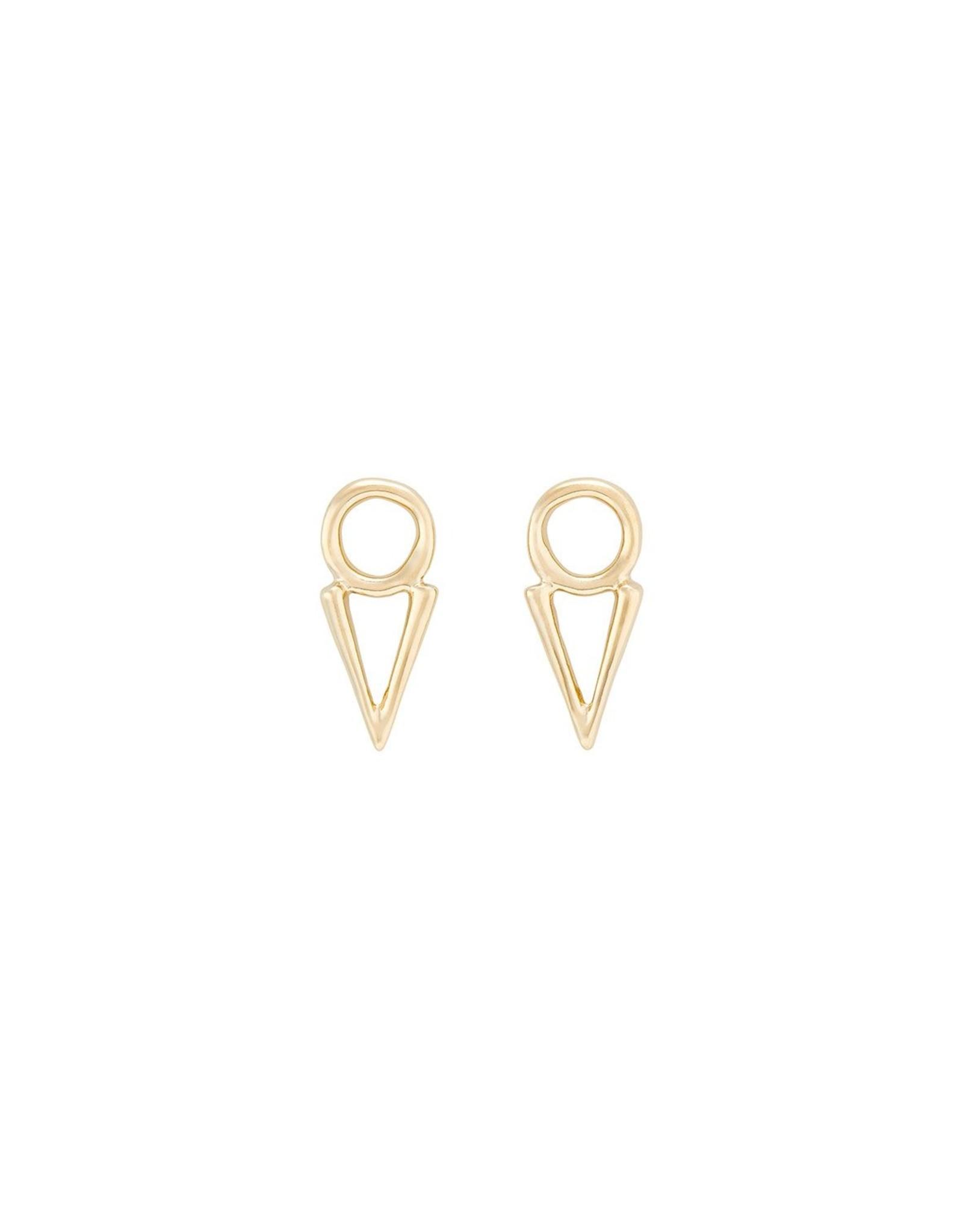 UNOde50 Uno de 50 Equal Earring