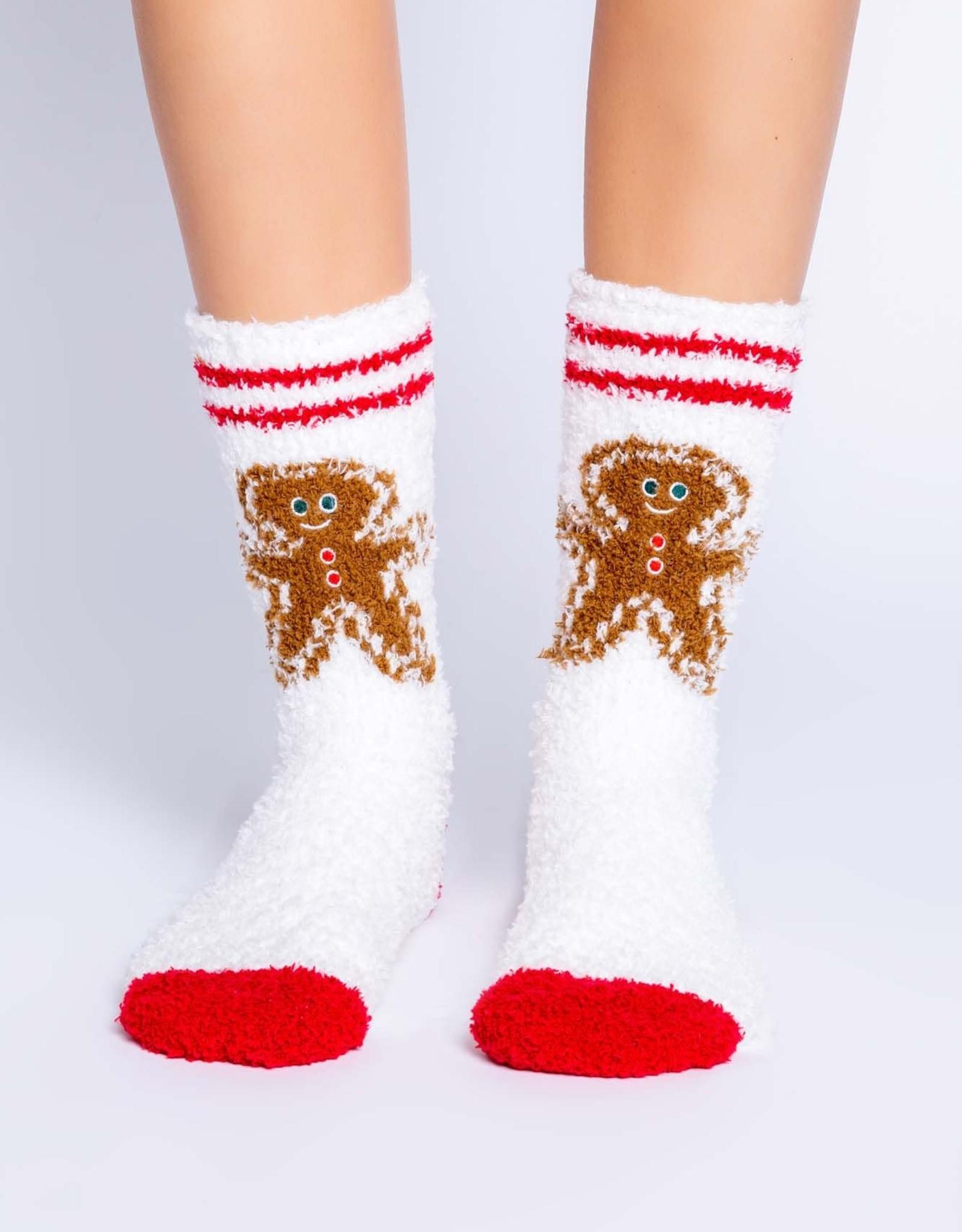 PJ Salvage PJ Salvage Fun Christmas Socks