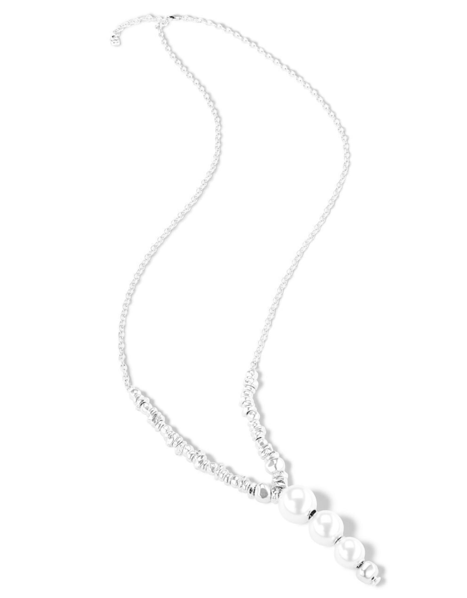 UNOde50 UNO de 50 Lordly Pearl Necklace
