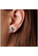 UNOde50 UNO de 50 Sol Stud Earring