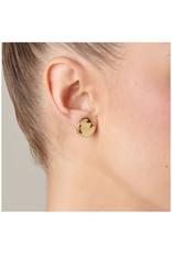 UNOde50 UNO de 50 Twins Clip Earring Gold
