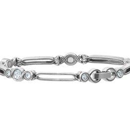 Brighton Brighton Infinity Sparkle Bracelet