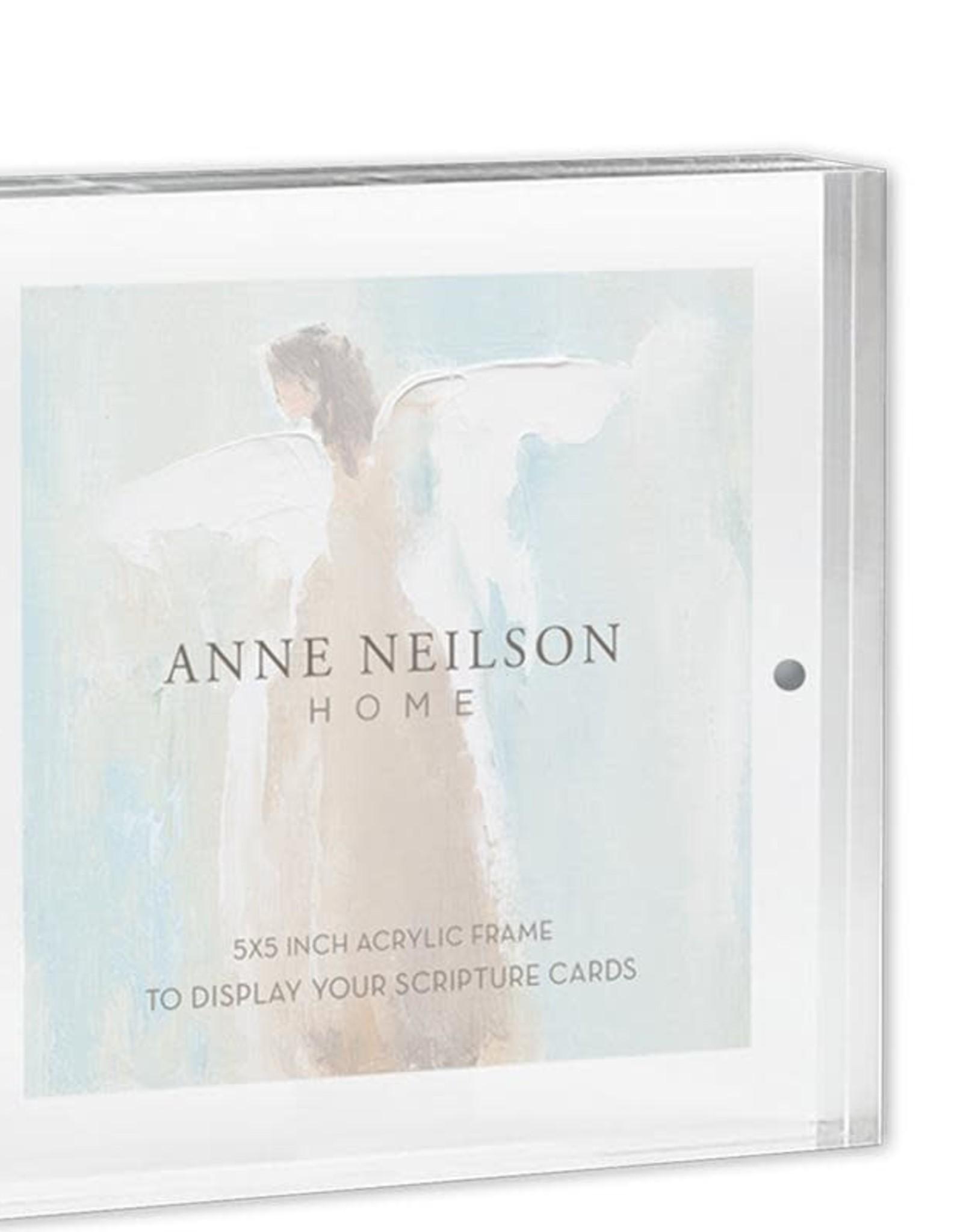 Anne Neilson Home Anne Neilson Acrylic Scripture Card Frame