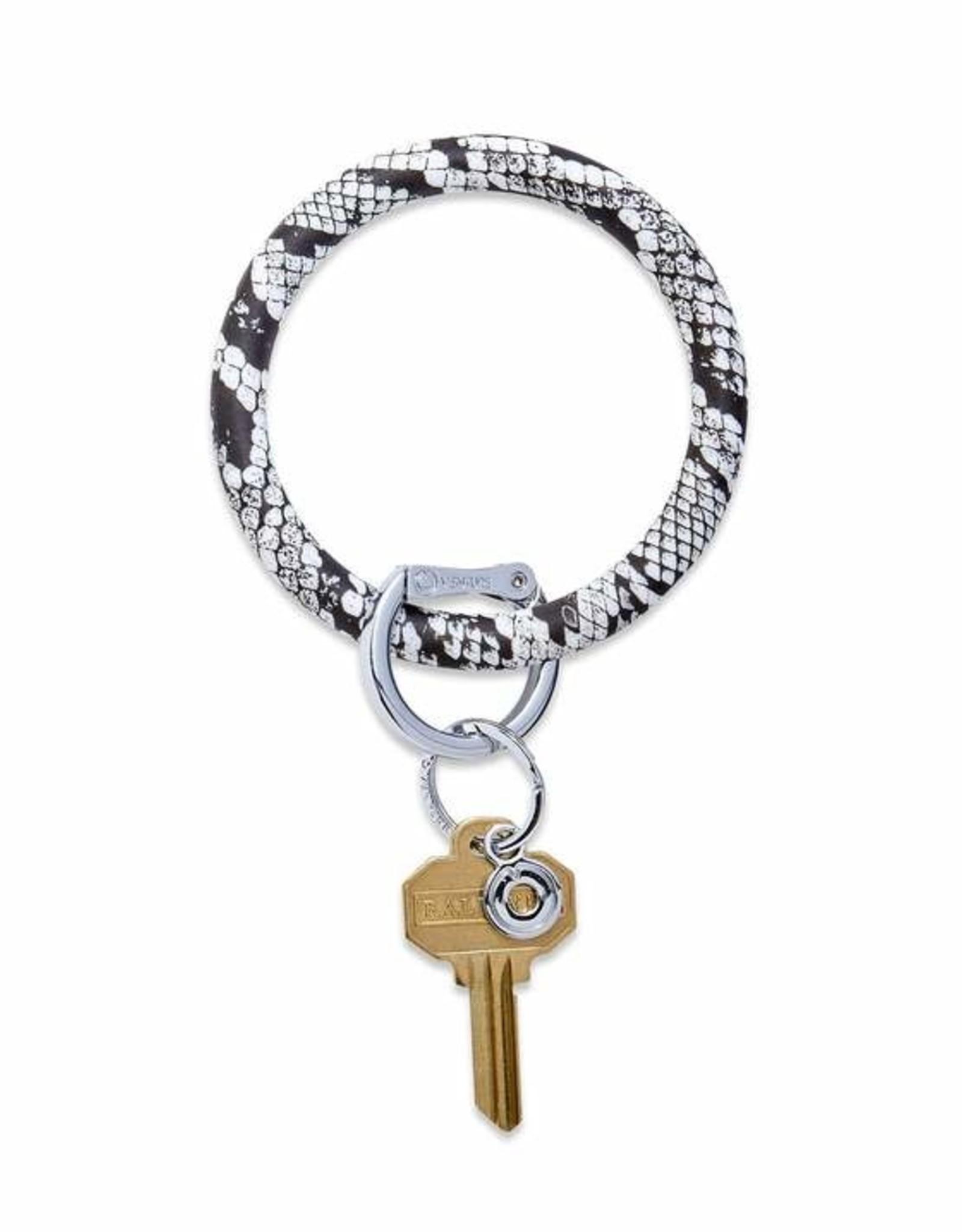 O-Venture O-Venture Silicone Big O Key Ring