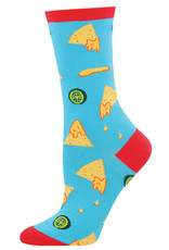 Socksmith Women's Nacho Business Blue Socks