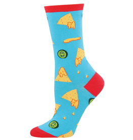 Socksmith Women's Nacho Business Blue Socks