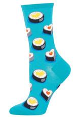 Socksmith Women's Love at First Bite Sushi Socks