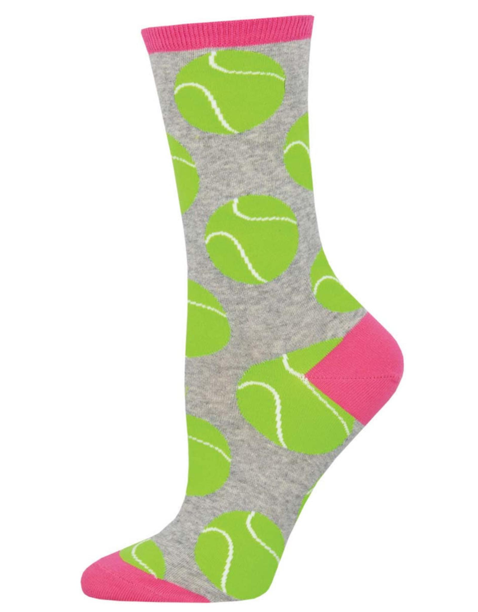 Socksmith Women's Set Point Tennis Socks