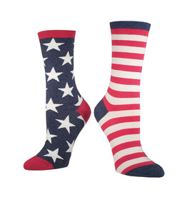 Socksmith Women's Vintage Flag Socks