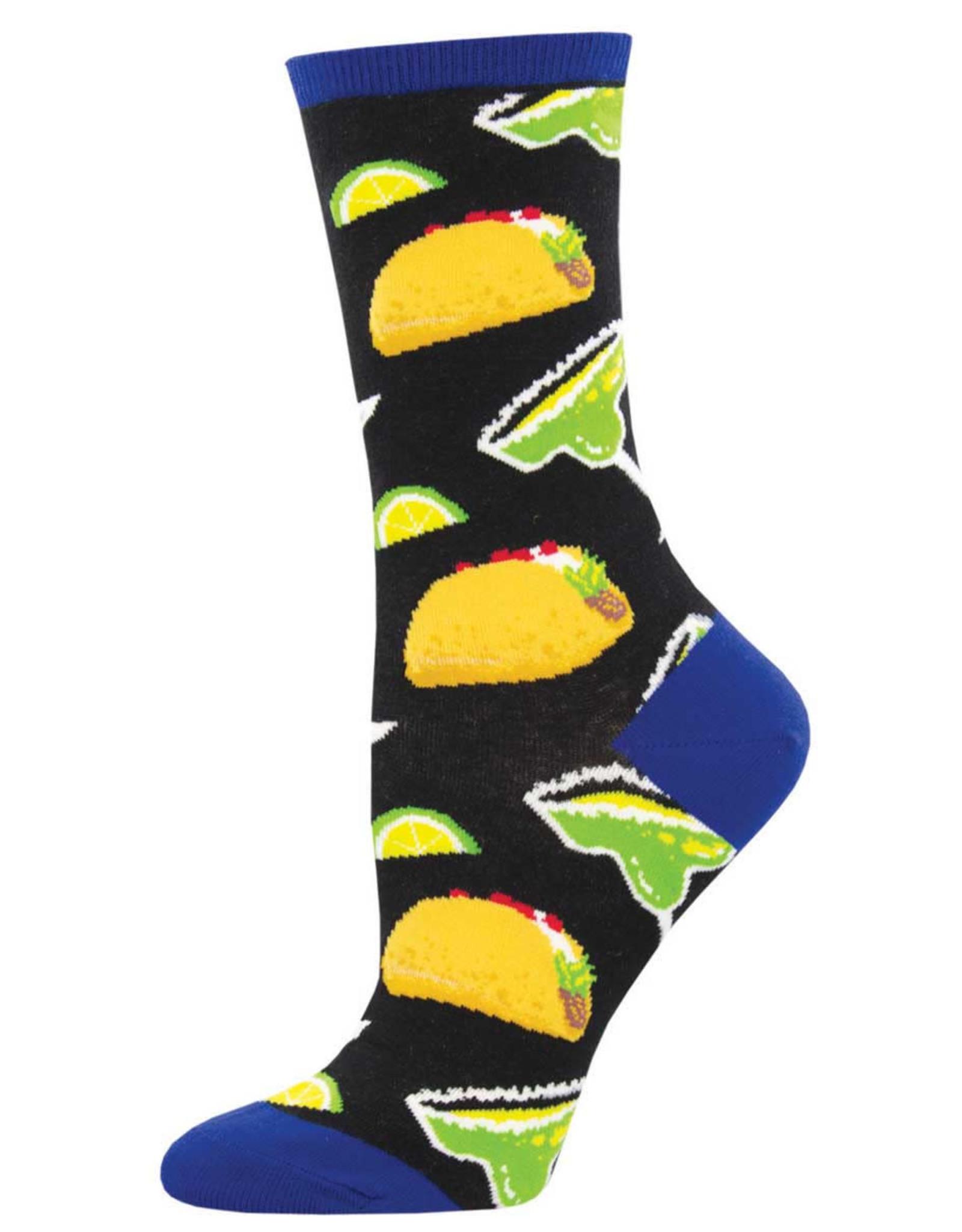 Socksmith Women's Tacos and Margs Socks