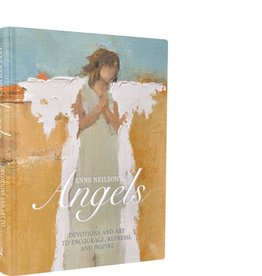 Harper Collins Publishers Anne Neilson's Angels: Devotions and Art to Encourage, Refresh & Inspire