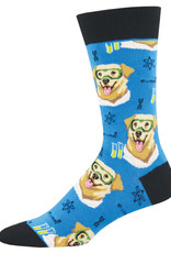 Socksmith Men's Scientist Lab