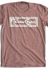 Tumbleweed TexStyles Texas Chica Papel Picado Mauve Tee