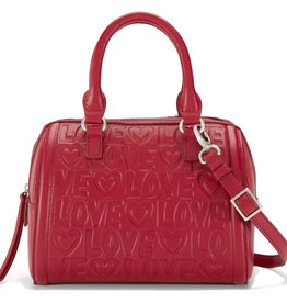 Brighton Deeply In Love Satchel