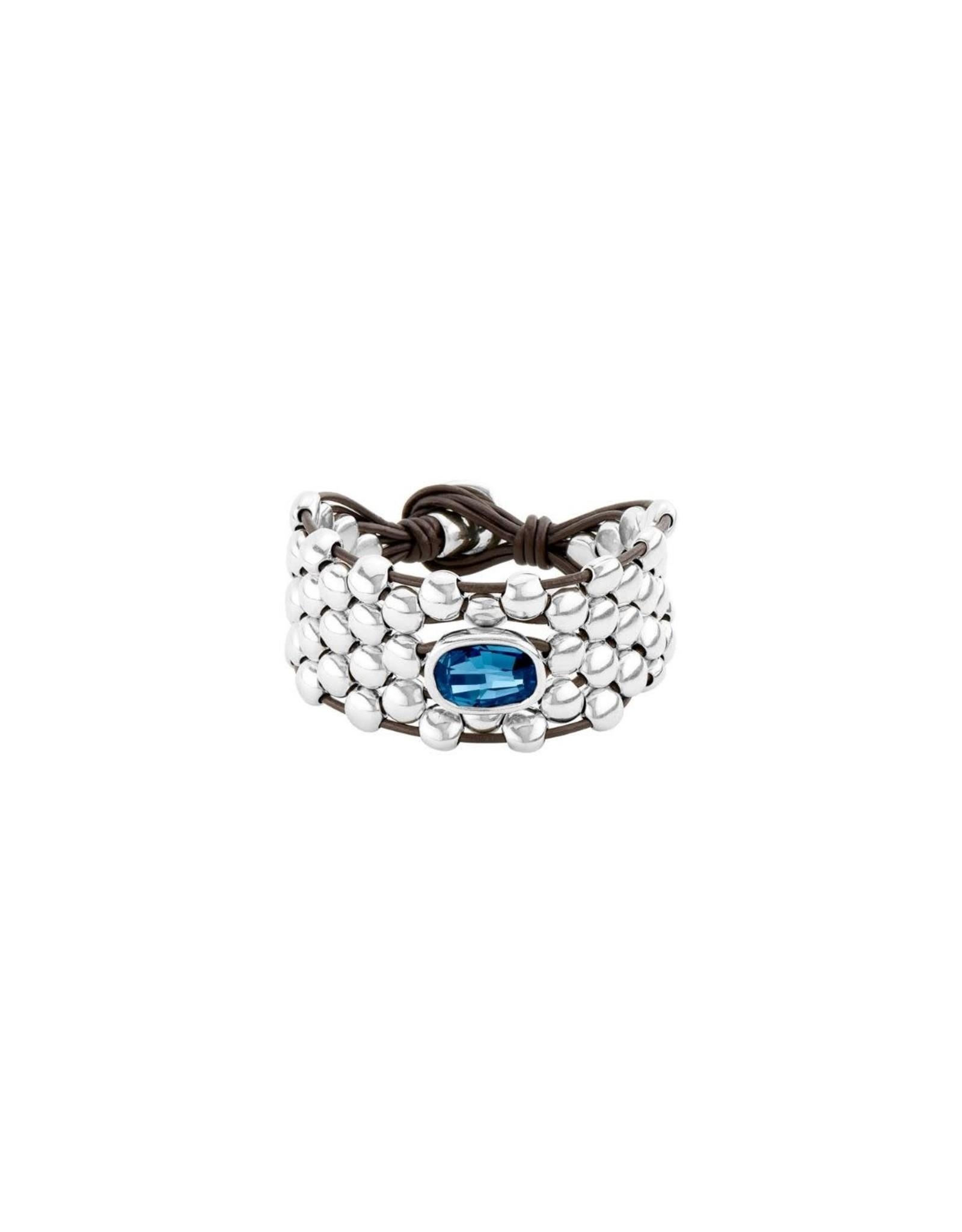 UNOde50 Blue Vibes Bracelet