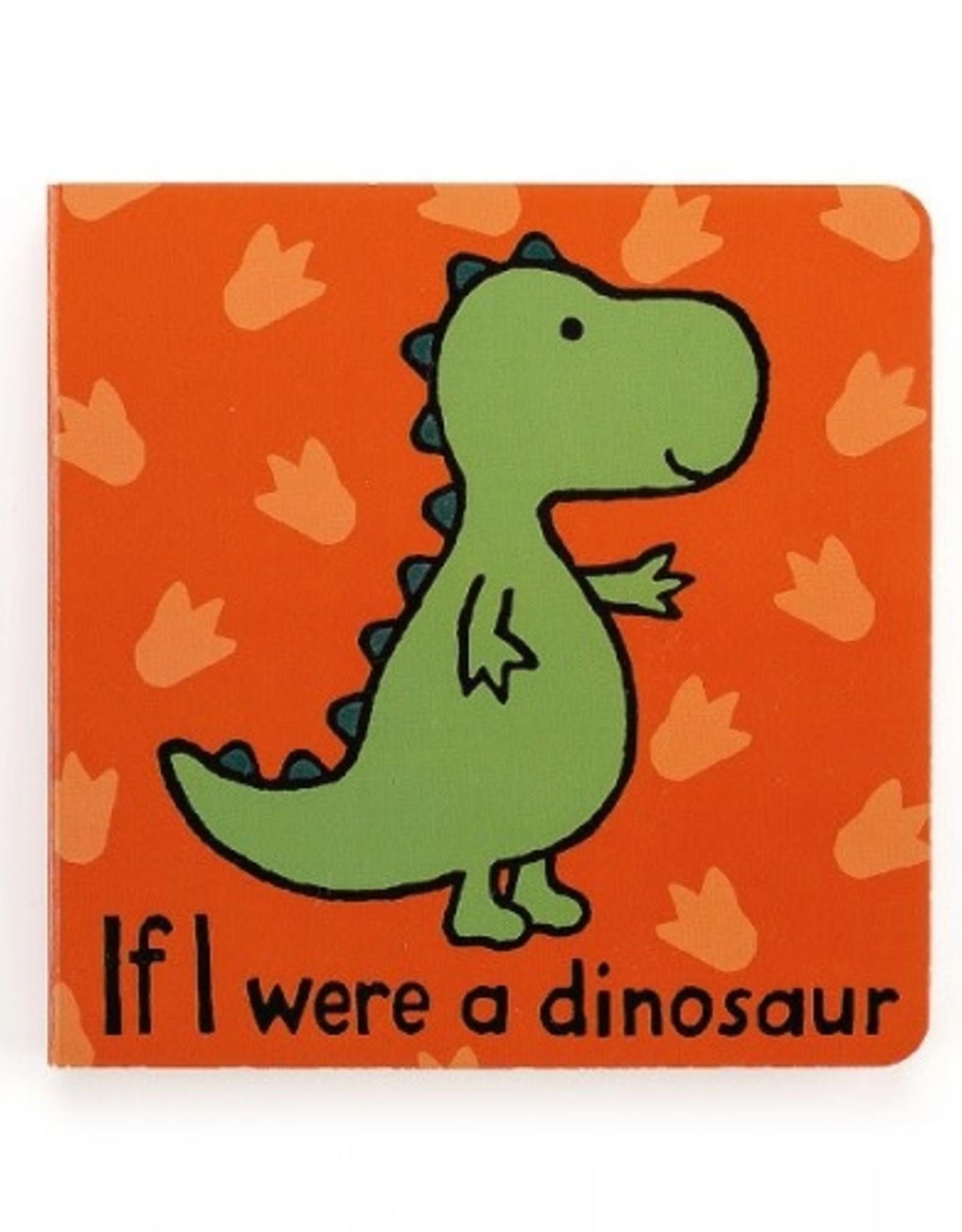 Jellycat Inc. Jellycat If I Were A Dinosaur Book