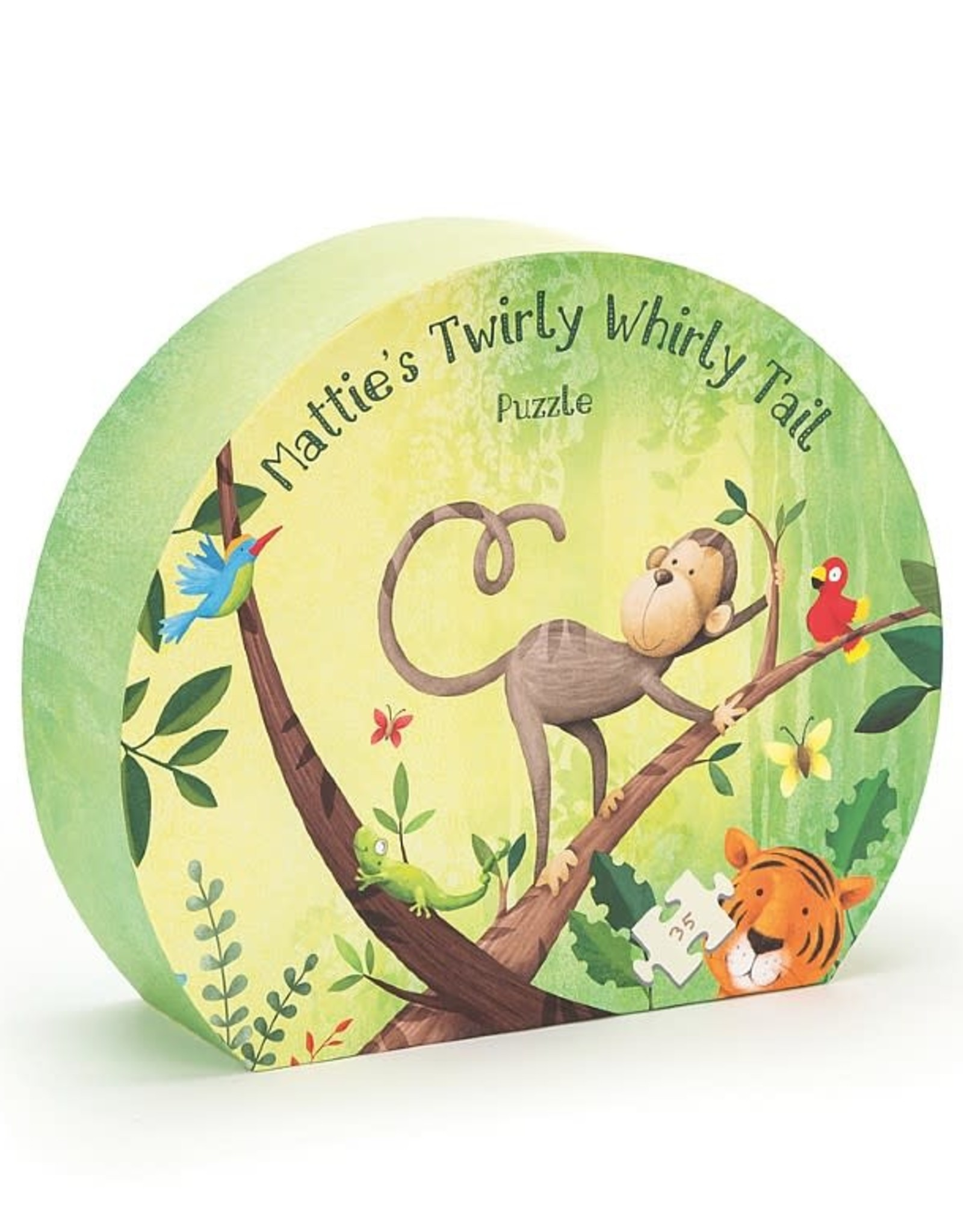Jellycat Inc. Mattie's Monkey Puzzle