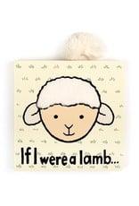 Jellycat Inc. Jellycat If I Were A Lamb Book