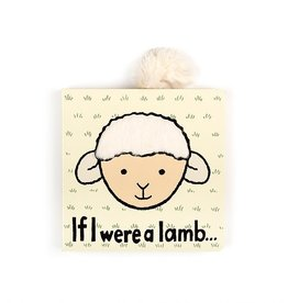 Jellycat Inc. If I Were A Lamb Book
