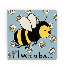 Jellycat Inc. If I Were A Bee Book