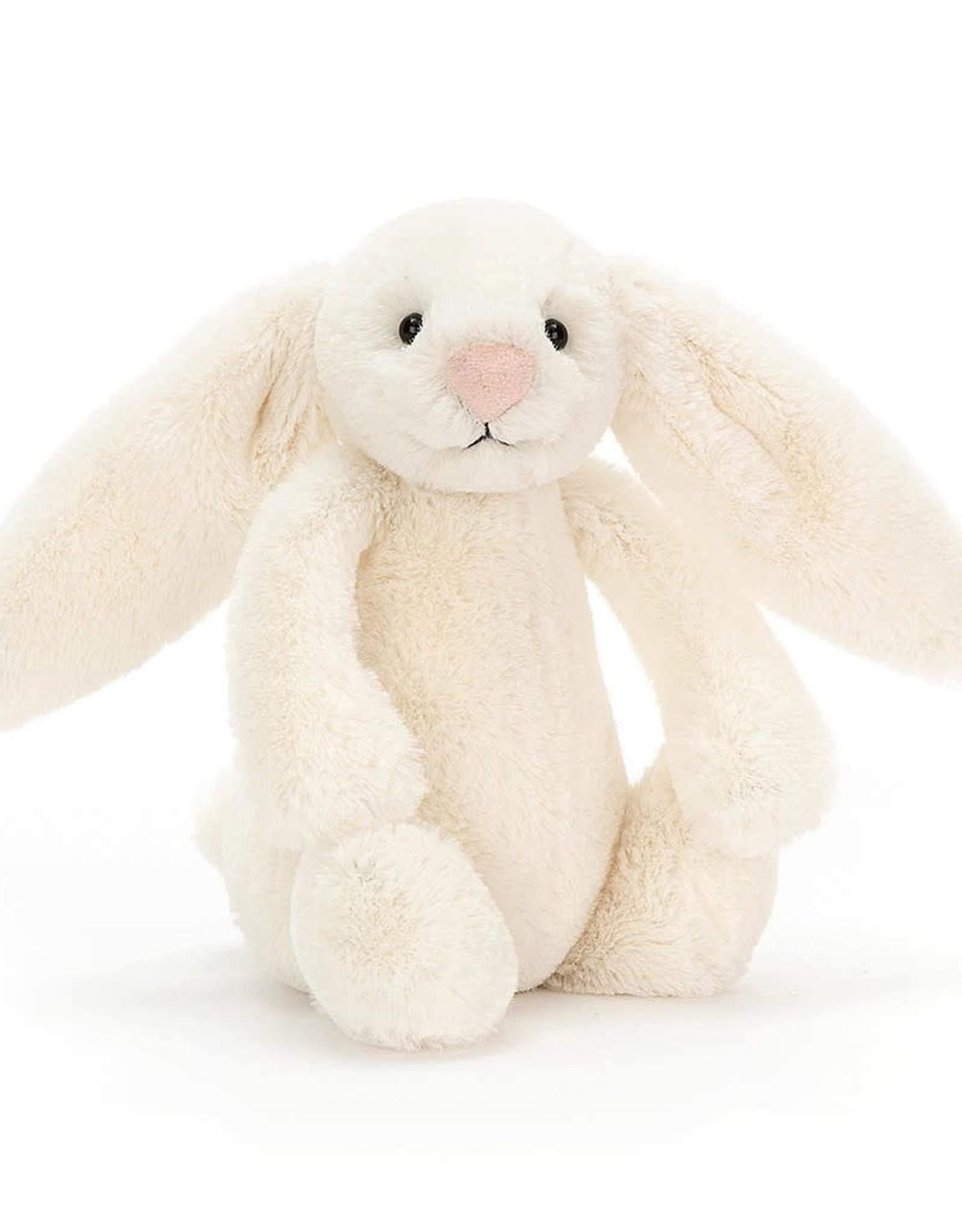 Jellycat Inc. Small Bashful Cream Bunny