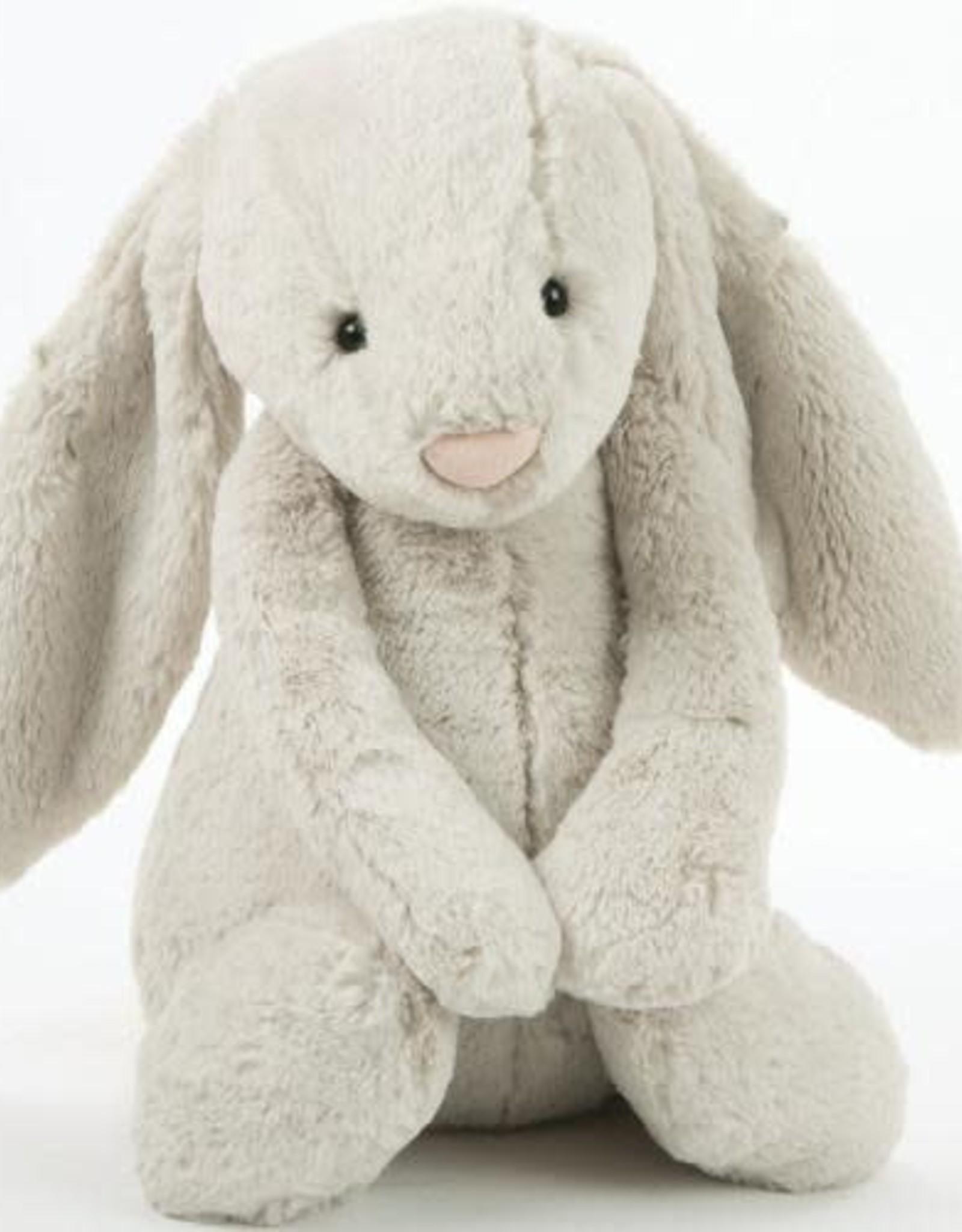 Jellycat Inc. Huge Oatmeal Bashful Bunny