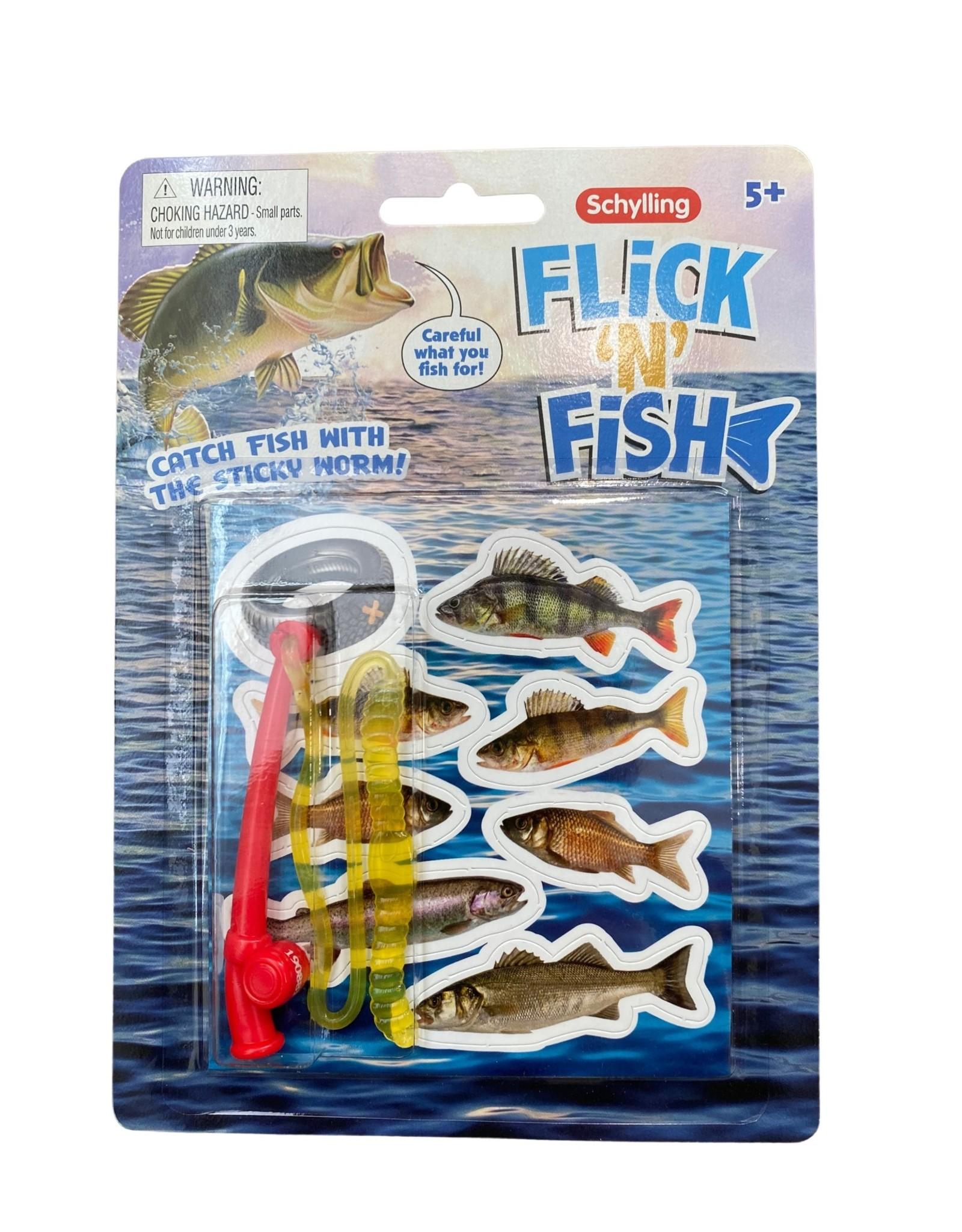 Schylling Flick  N Fish