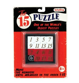 Schylling The 15 Puzzle