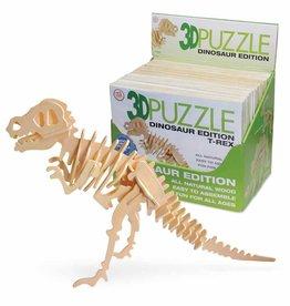 Toysmith 3D Dinosaur Puzzle