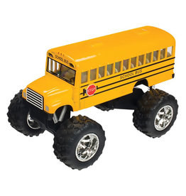 Toysmith Monster School Bus
