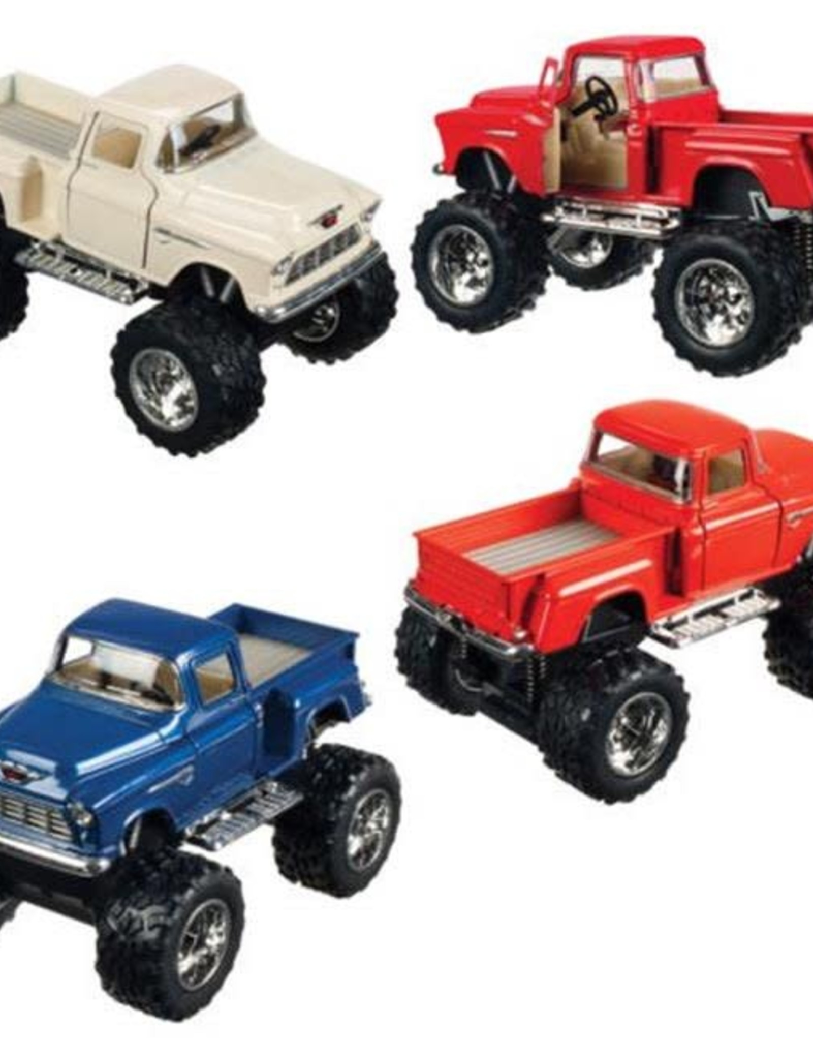 Toysmith Assorted Monster Chevy Pickup