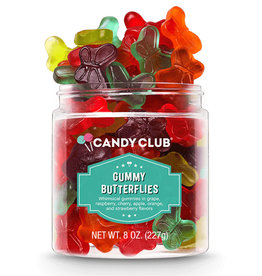 Candy Club LLC Candy Club Gummy Butterflies