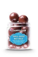 Candy Club LLC Candy Club Triple Dipped  Malt Balls