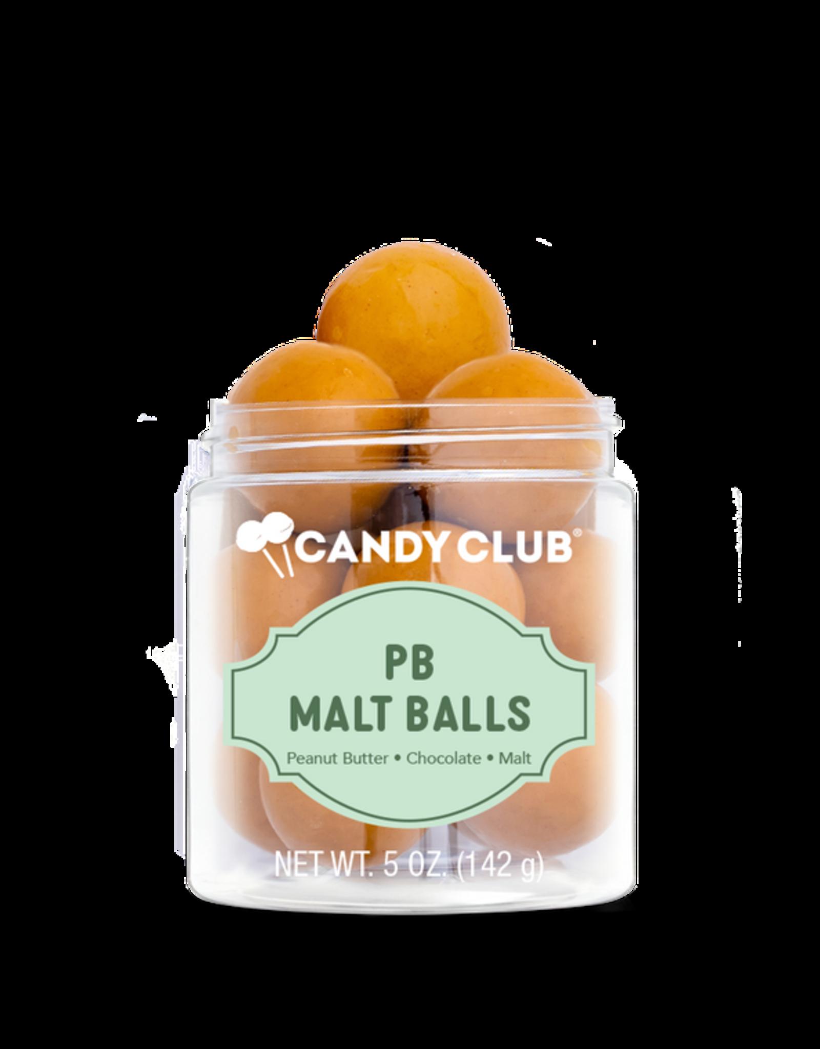 Candy Club LLC Candy Club PB Malt Balls