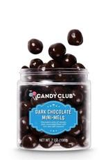 Candy Club LLC Candy Club Dark Chocolate Mini-Mels