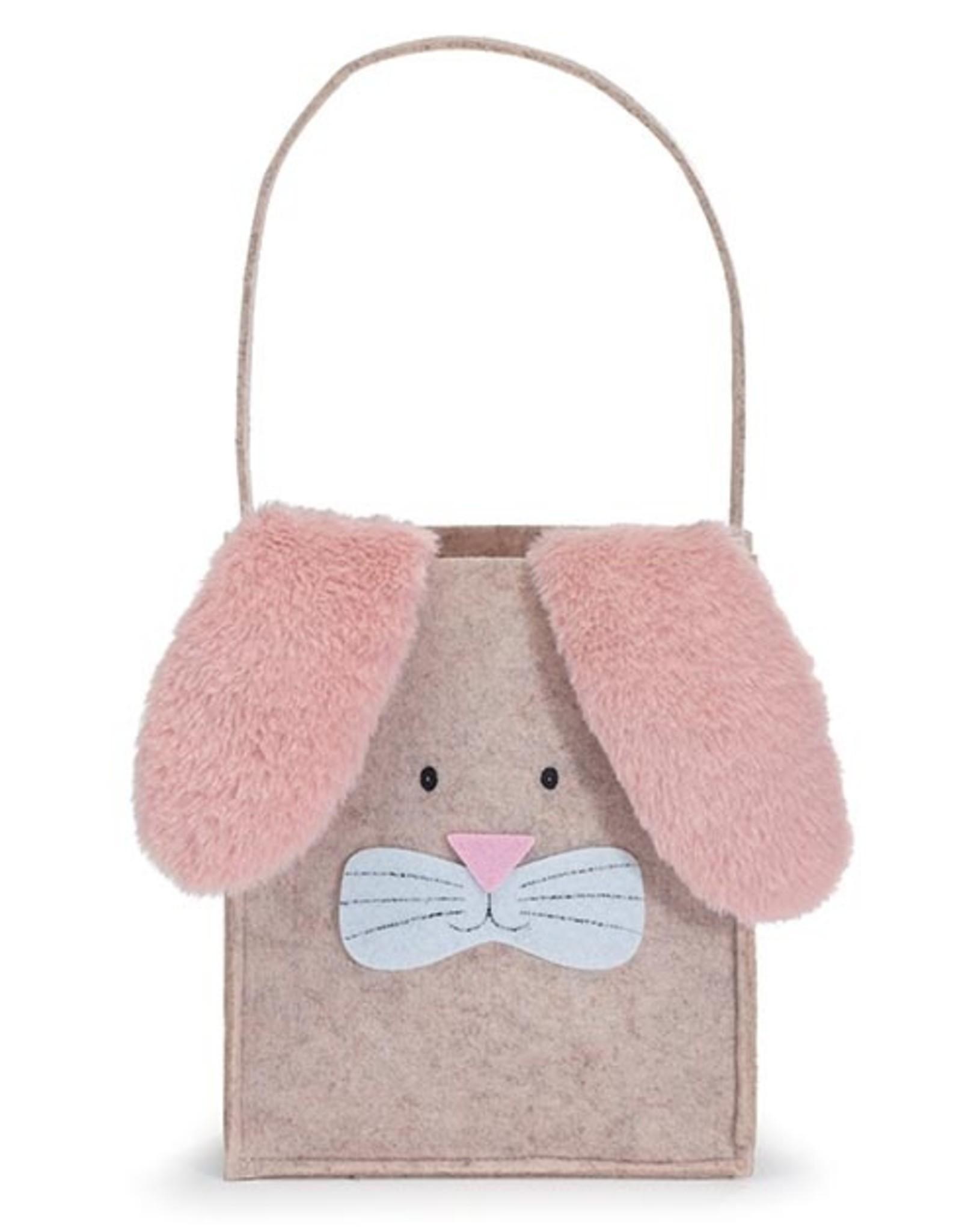 Burton & Burton Large Felt Easter Bunny Bag
