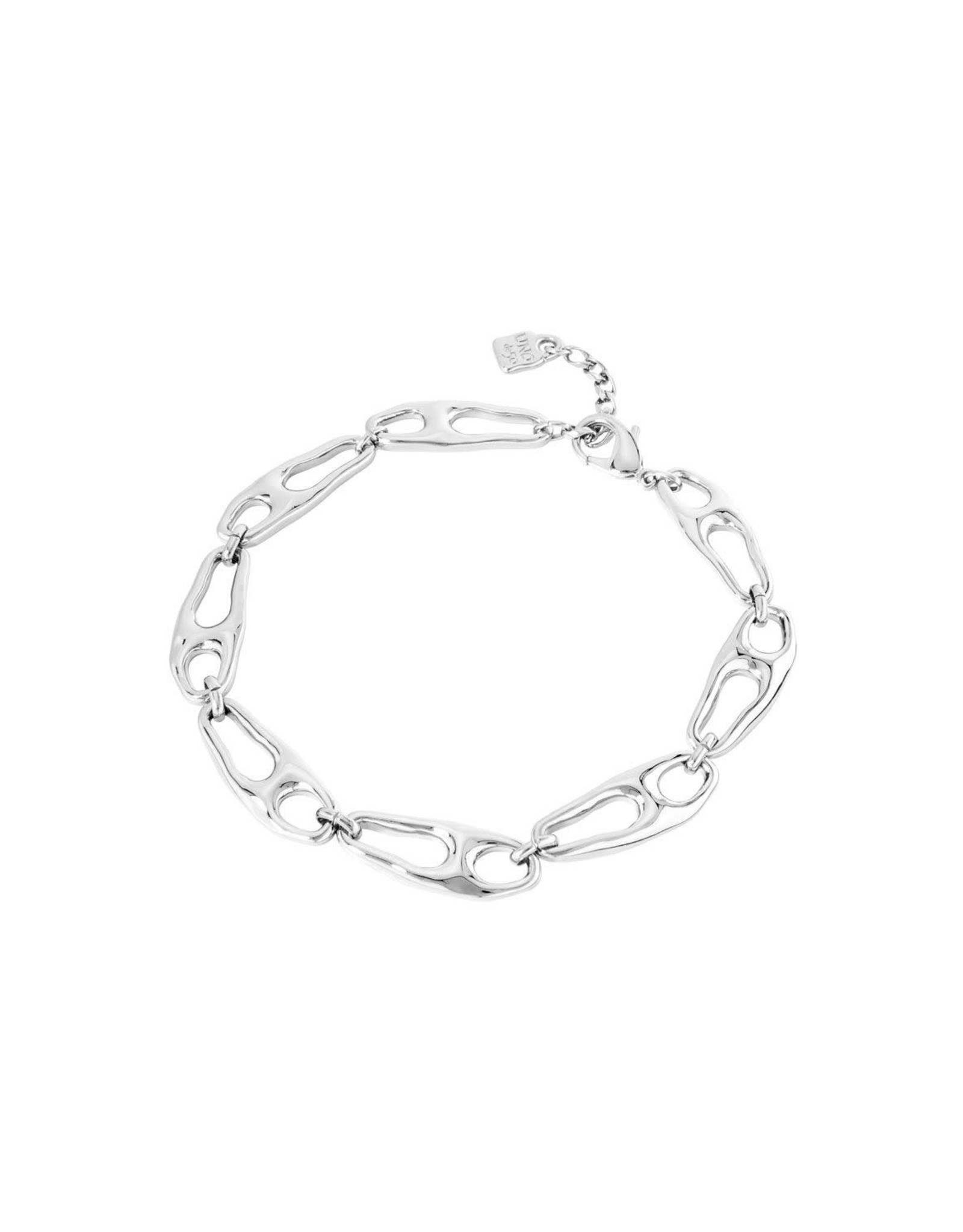 UNOde50 Connected Necklace Silver