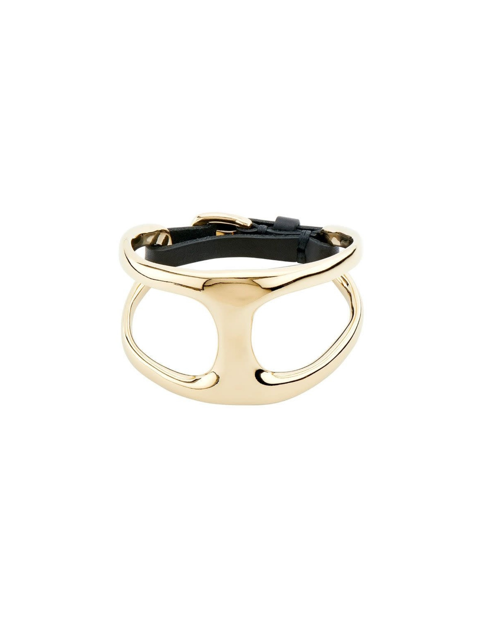 UNOde50 Two In One Bracelet Gold