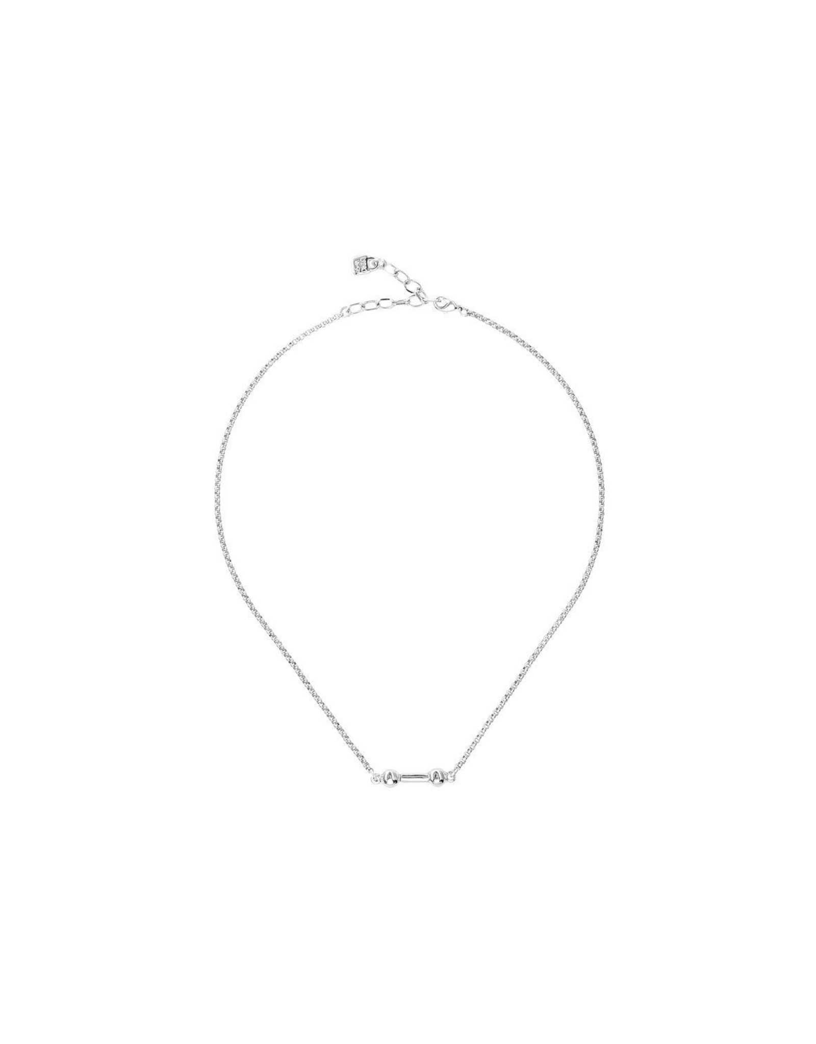 UNOde50 UNOde50 Choose One Silver Necklace