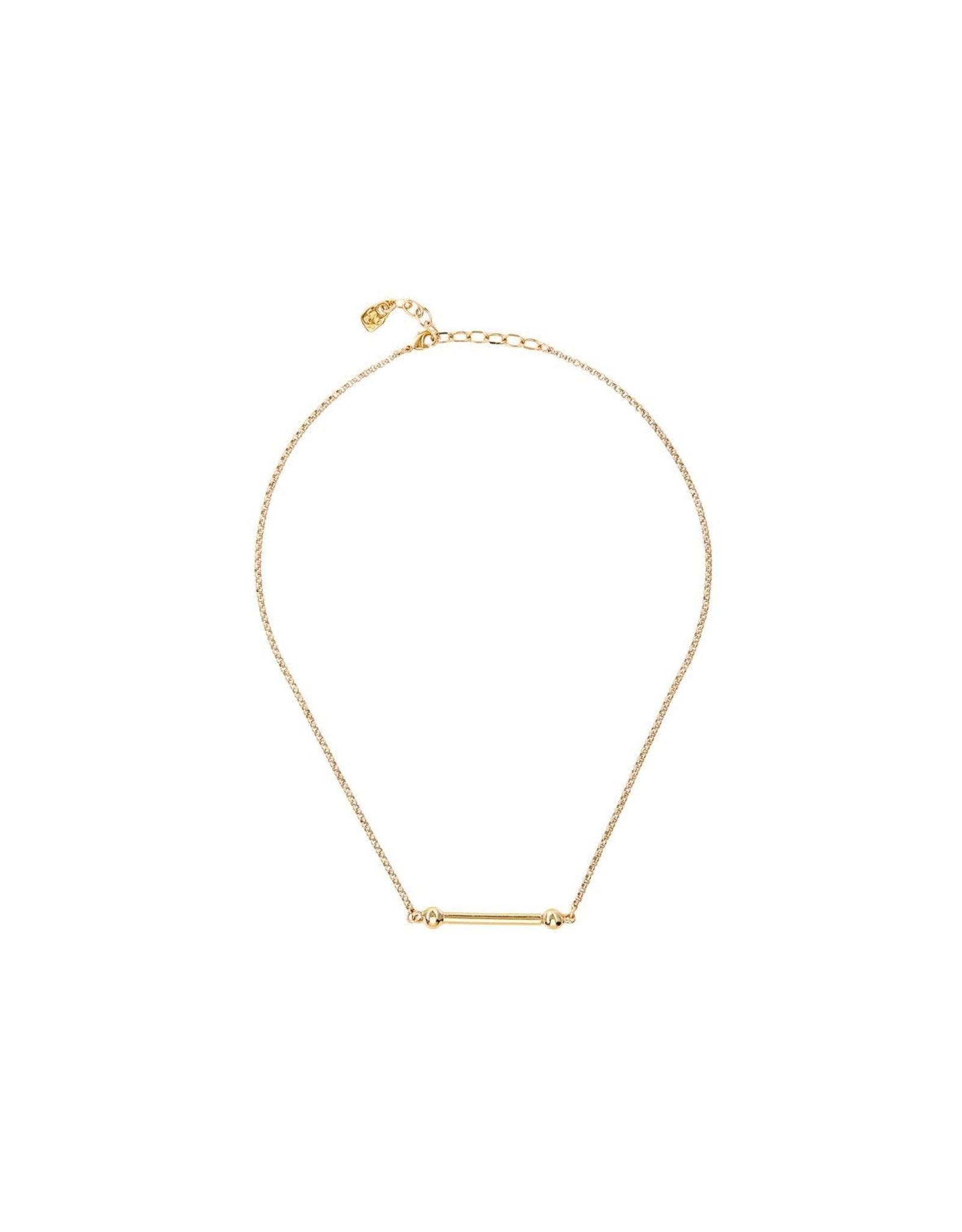 UNOde50 UNOde50 Choose 4 Gold Necklace