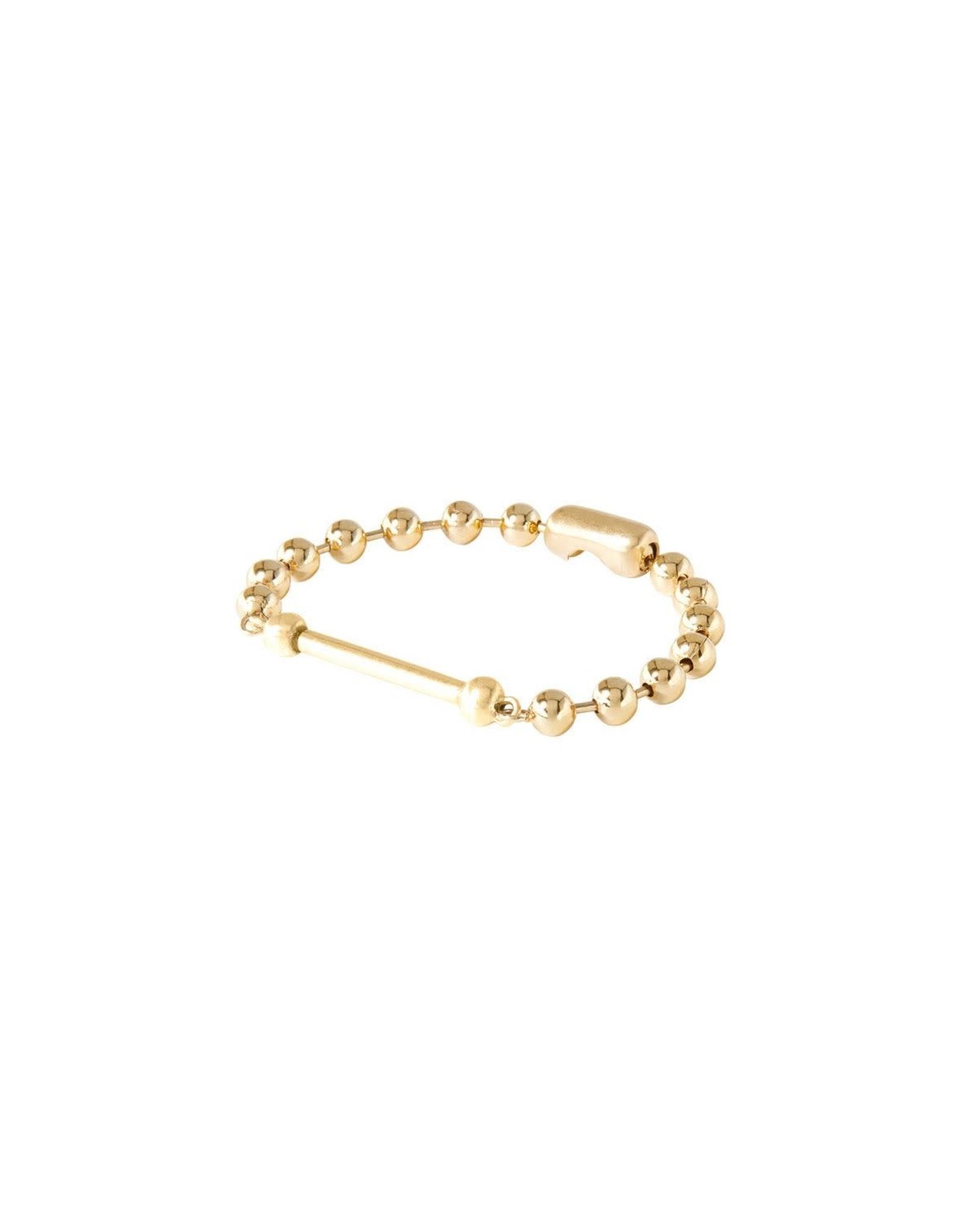 UNOde50 UNOde50 Pick 4 Gold Bracelet