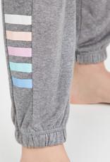 PJ Salvage PJ Salvage Color Classic Gray Joggers