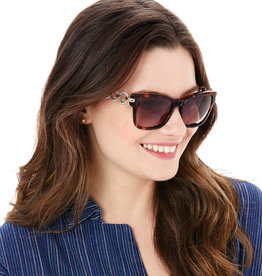 Brighton Kindred Tortoise Sunglass