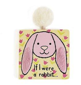 Jellycat Inc. Jellycat If I Were a Rabbit Book Pink