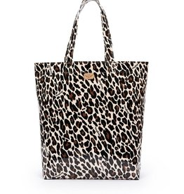 Consuela Grab n Go Basic Legacy Bag Mona Brown Leopard