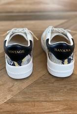 Vintage Havana Vintage Havana Lesley VH White Sneaker